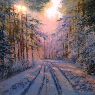 Into a Winter's Tale