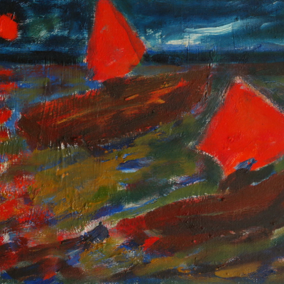Boats, evening