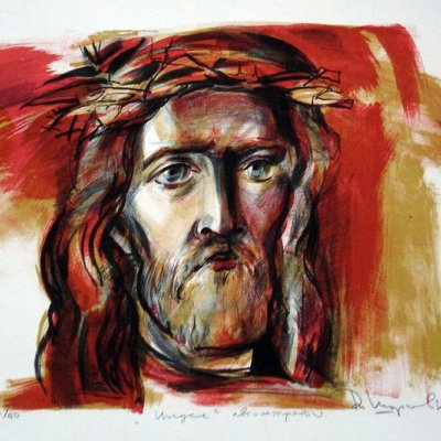 Christ in Red