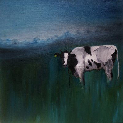 Cow Diptych 2nd part