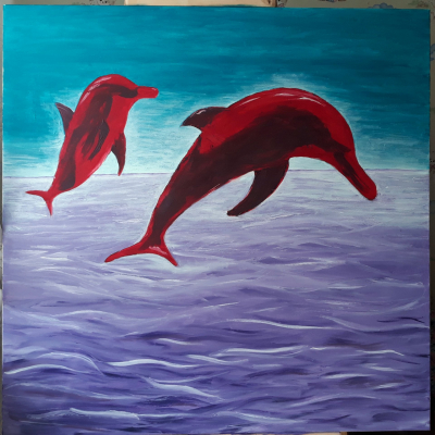 Red Dolphins