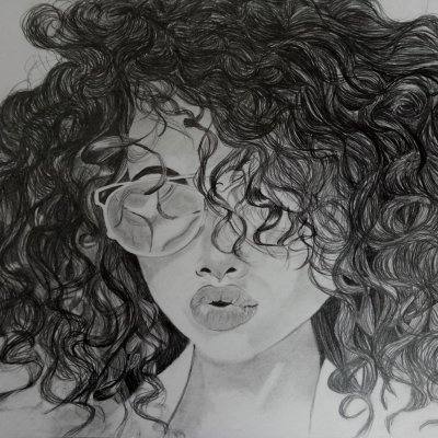 Portrait of a girl #2
