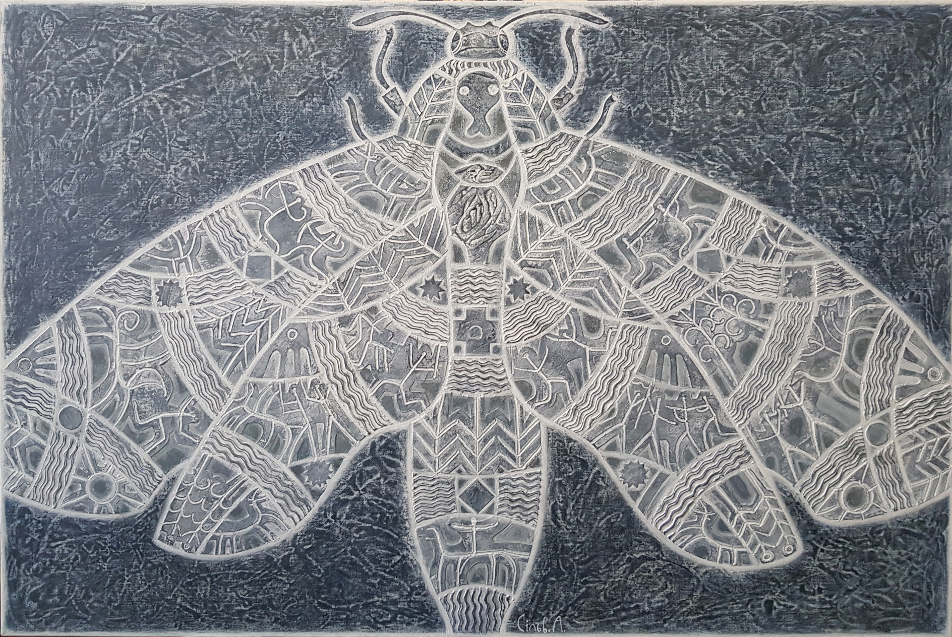Entomology series. Butterfly