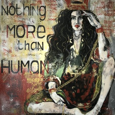 I'm Human,Nothing more then human