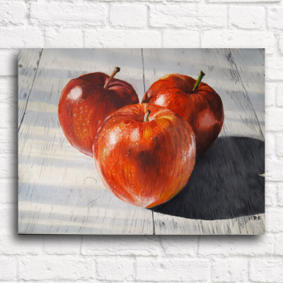 Painting with Apple