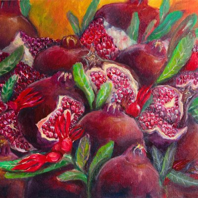 Pomegranate abundance