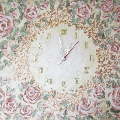 Roses with watches