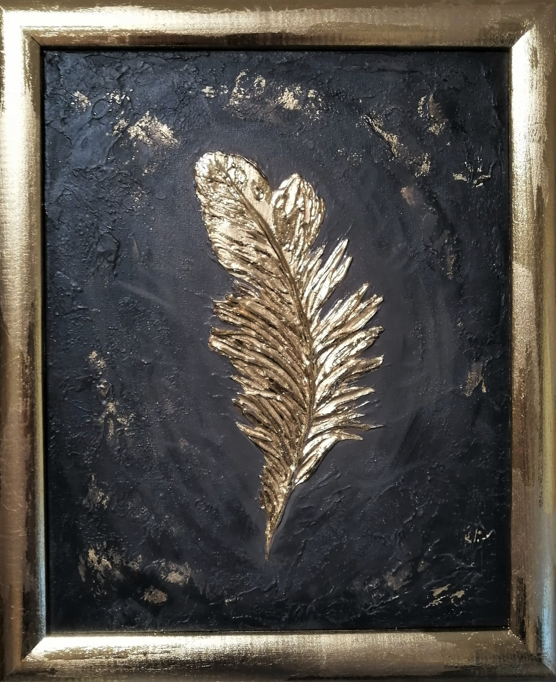 Feather of success