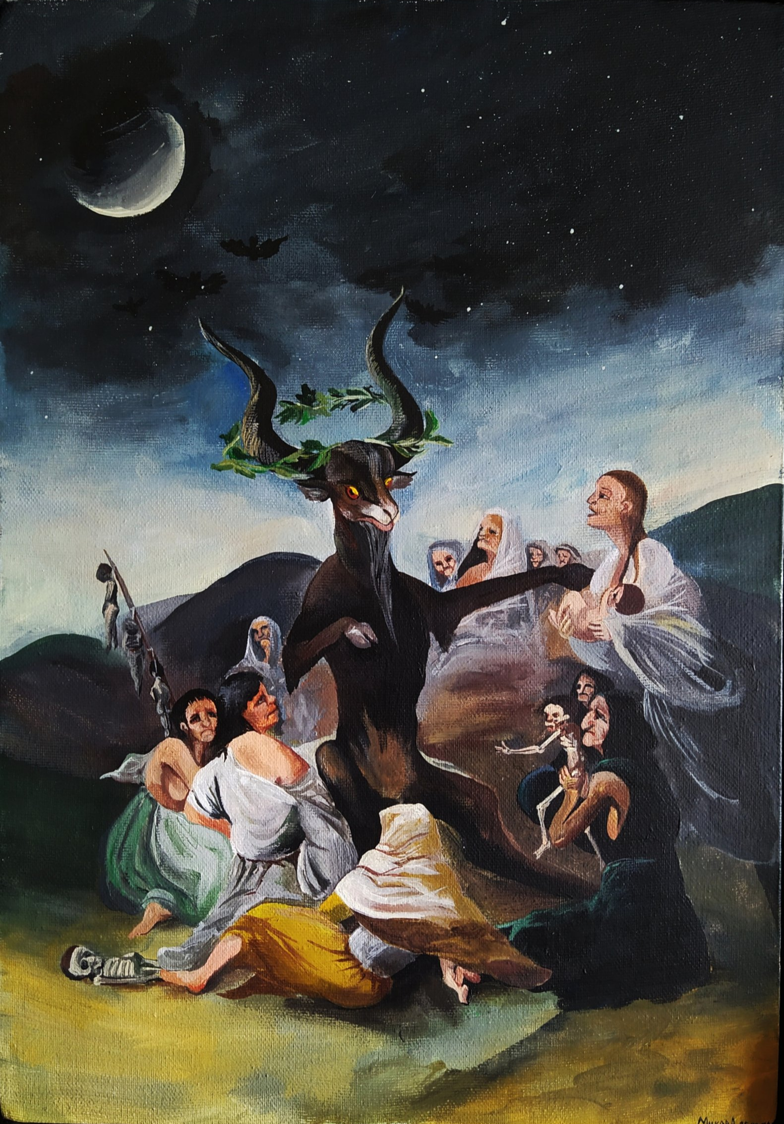 Witch's Shabash