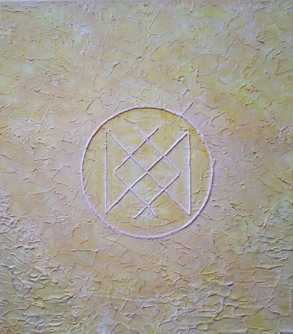 Health and Longevity No.2 (runic picture)