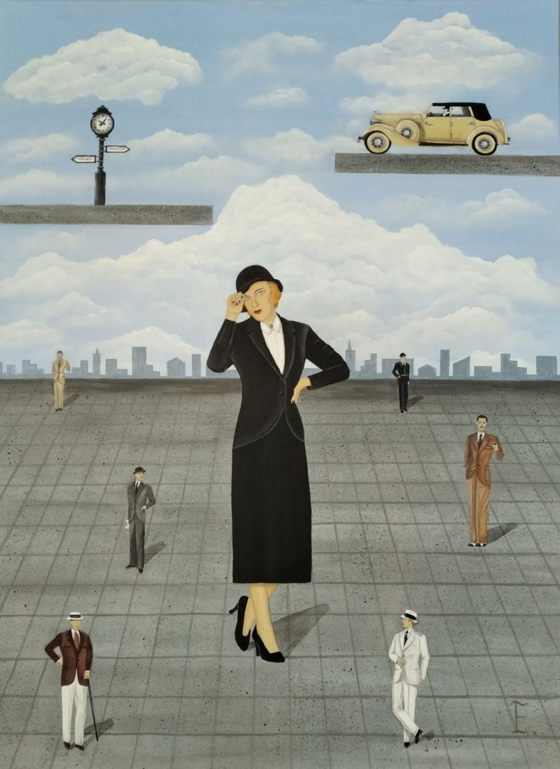 Business - Lady