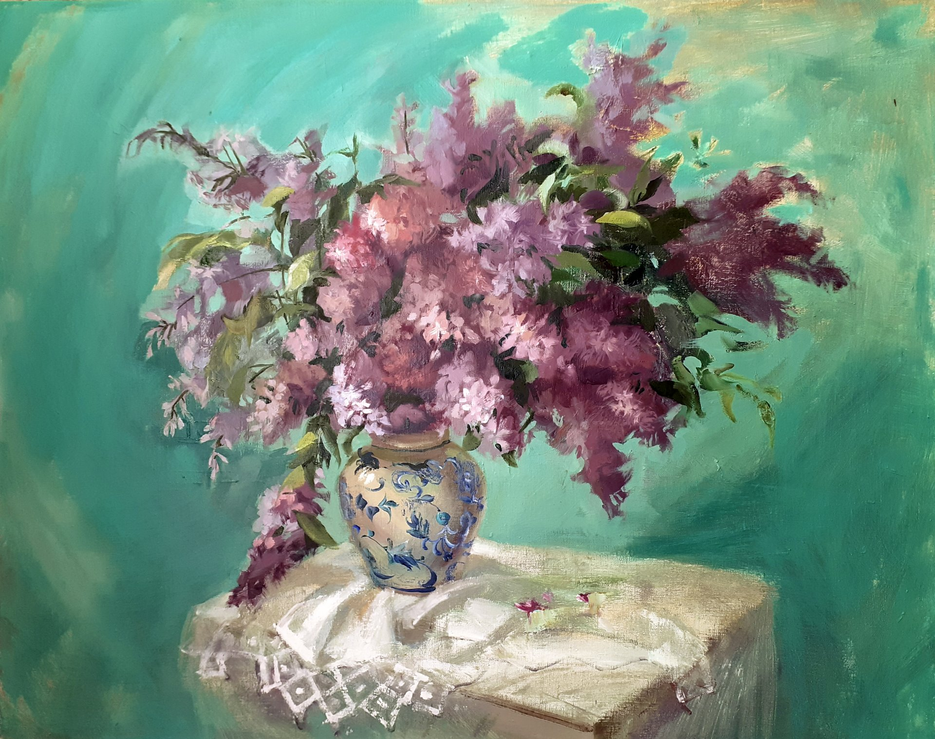 Scented lilac