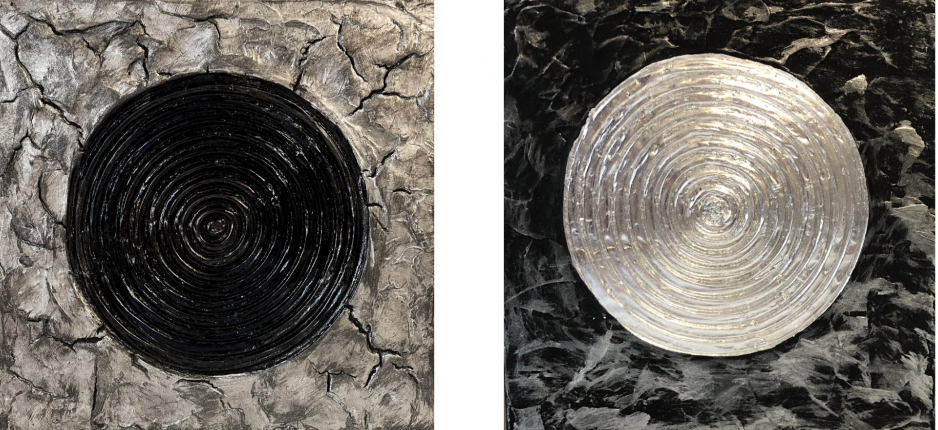 Diptych Day and Night