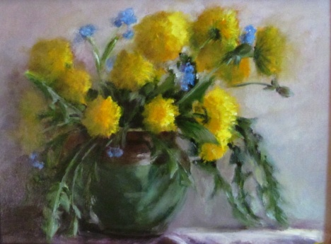 Paints of May
