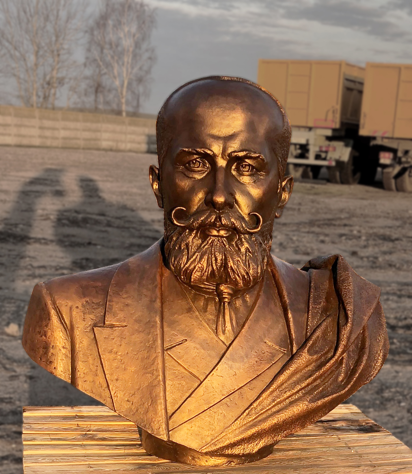 Bust Stolypin P.A.