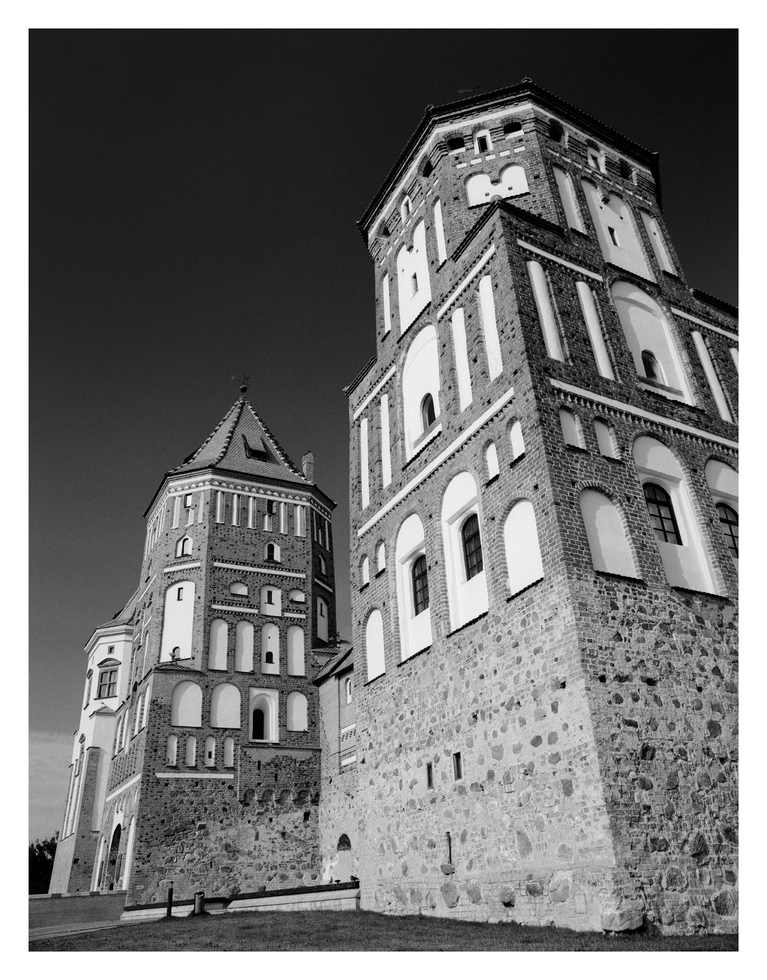 Towers of Mir Castle