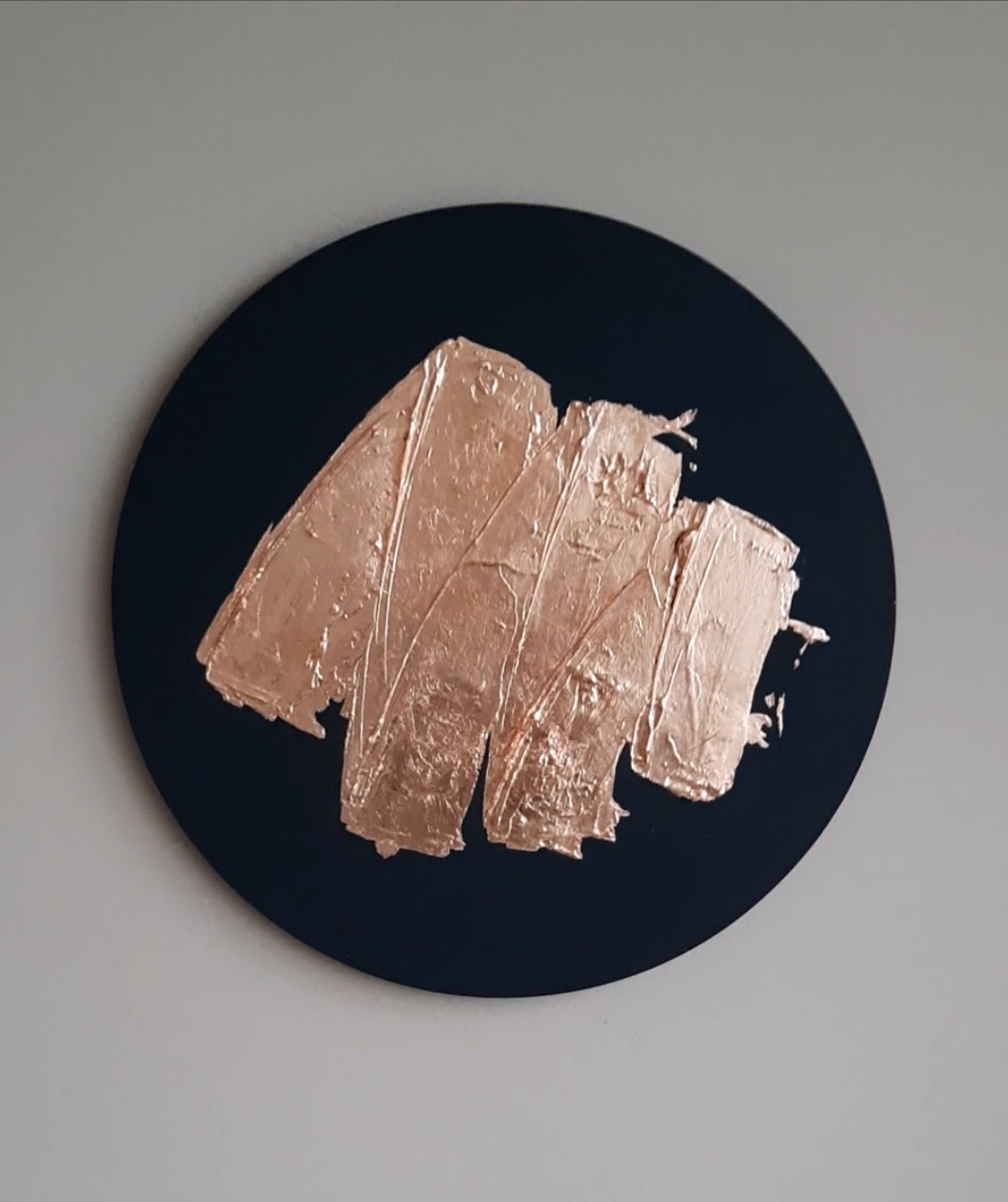 Copper abstraction