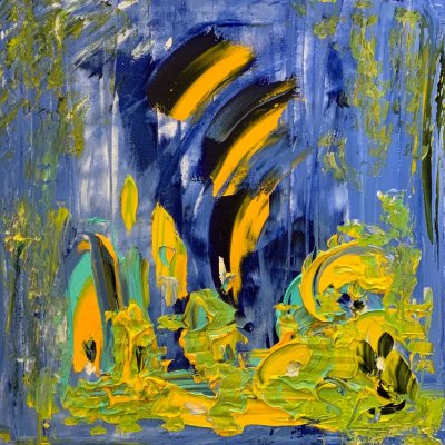 Emotions (blue&yellow)