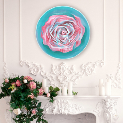 Rose in the Circle